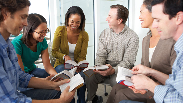 SHA Adult Book Club