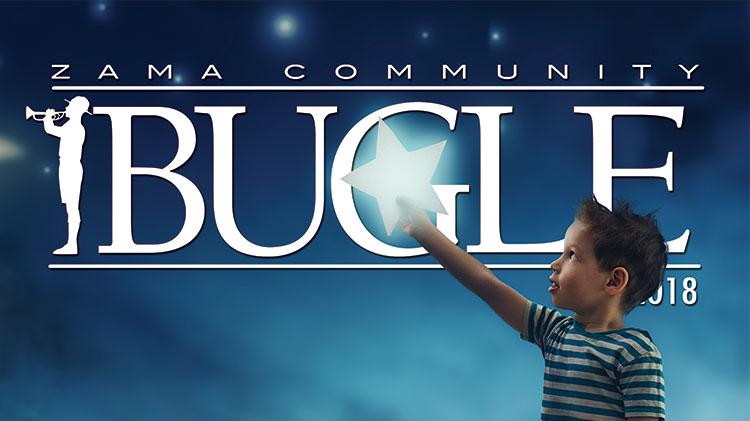 April 2018 Bugle