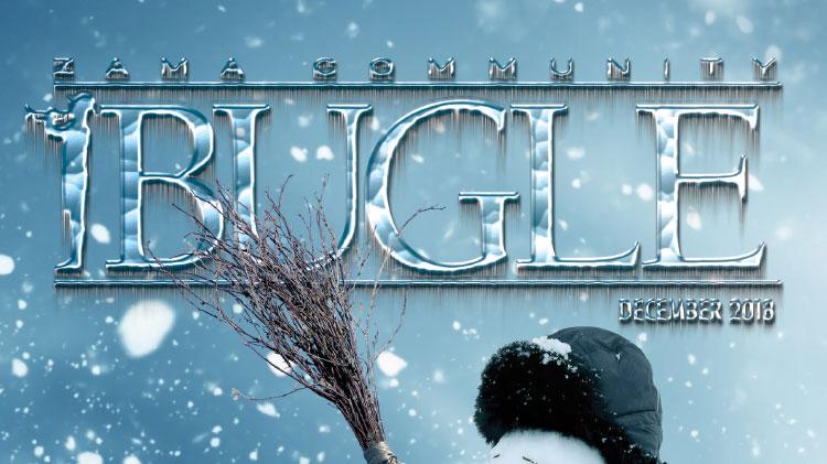 December 2018 Bugle