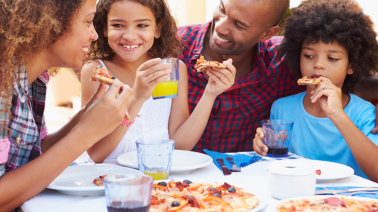 SHA Club Family Night Pizza and Pasta Buffet
