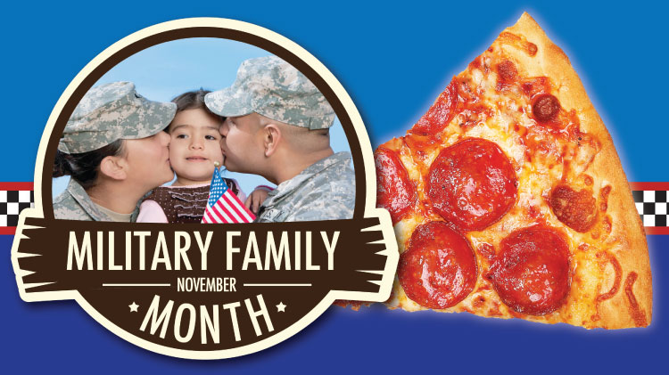 In Celebration of Military Family Month