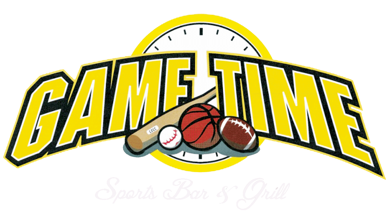 Game Time Sports Bar & Grill Logo