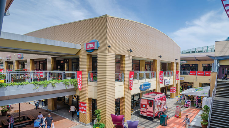 Mitsui Outlet Mall