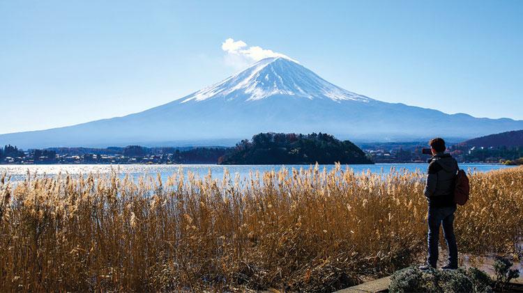 Mount Fuji Ochudo Hiking