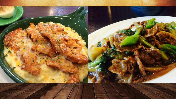 Pacific Rim Chef's Special