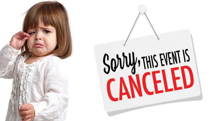 Camp Zama Event Cancellation & Facility Closures