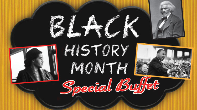 Black History Month Special Buffet