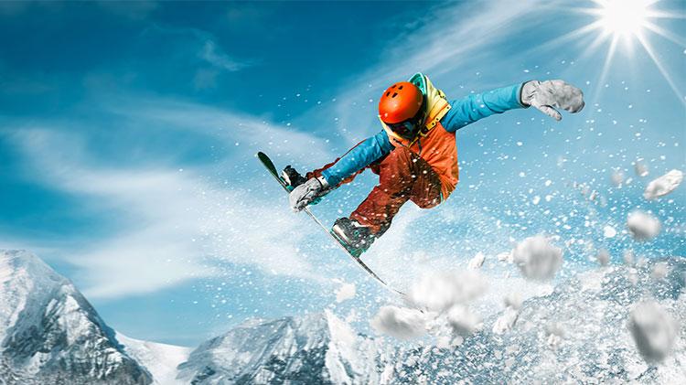 Ski & Snowboarding at Nozawaonsen