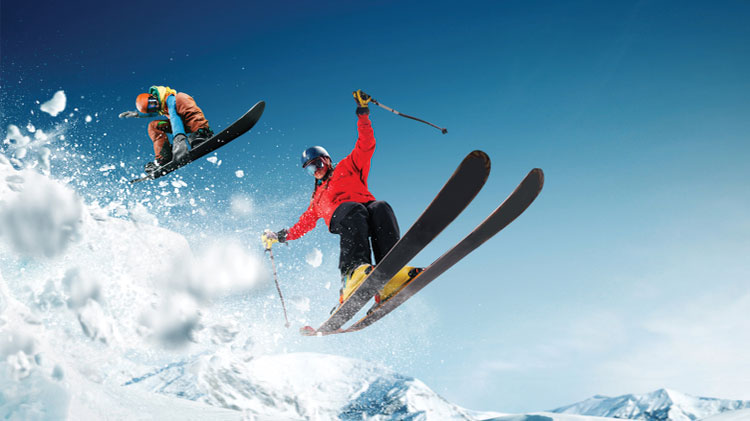 Mystery Ski / Snowboard for Beginners
