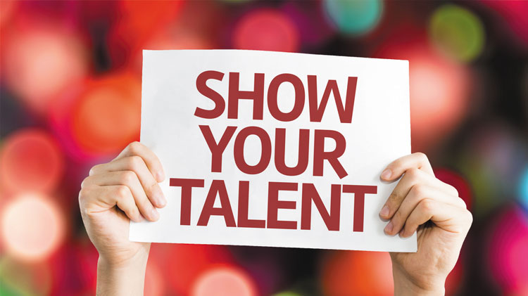 Zama's Got Talent - Online Edition