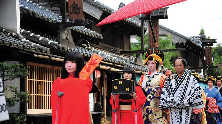 Nikko Edo Mura