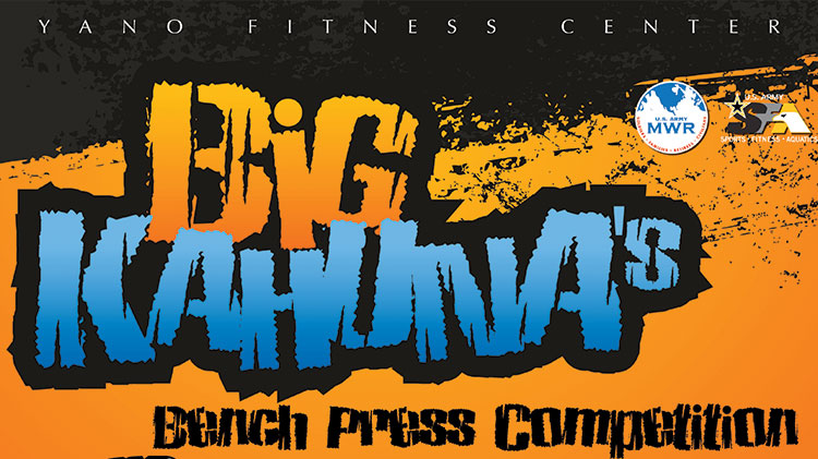 Big Kahuna Bench Press Competition