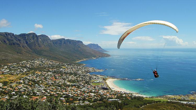 Discover Paragliding & Tandem Flight