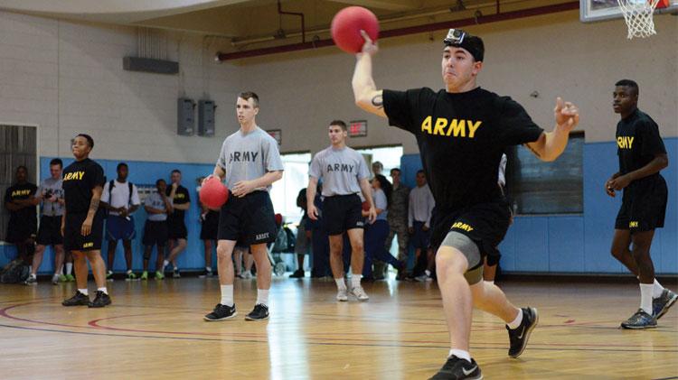 Dodgeball (Commanders Cup Event)