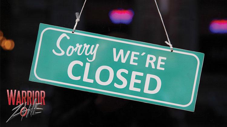 Camp Zama Warrior Zone Closure