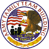 Army Family Team Building seal