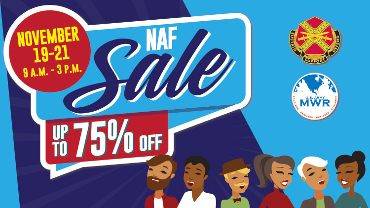 Camp Zama NAF Sale