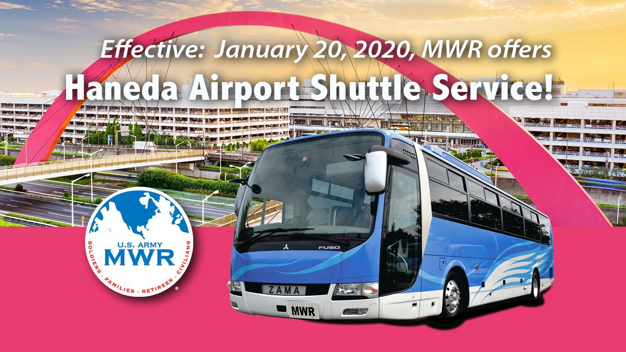 Haneda Airport Shuttle Service