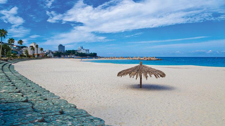 Shirahama White Sand Beach