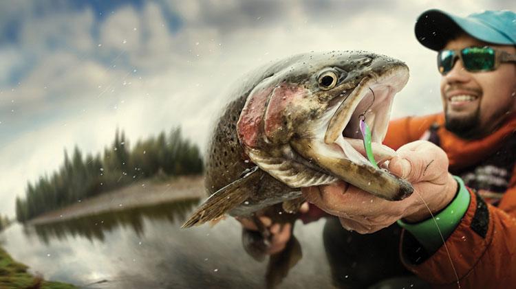 Dewey Park Trout Fishing Derby