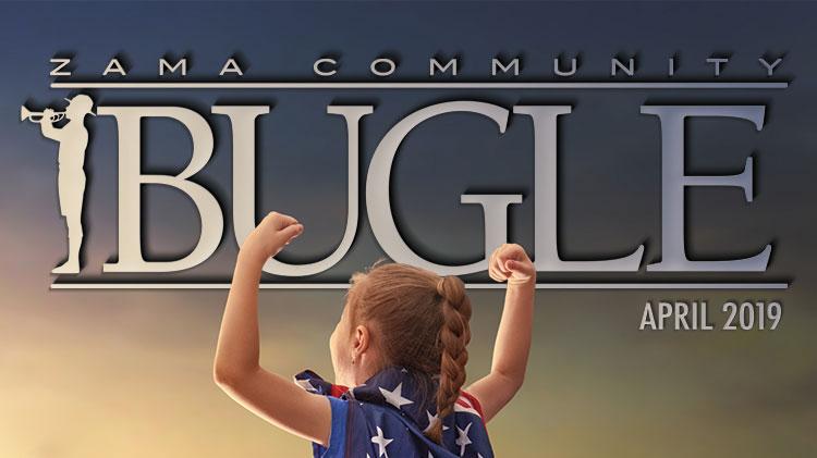 April 2019 Bugle