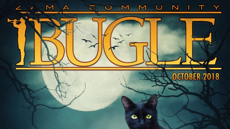 October 2018 Bugle