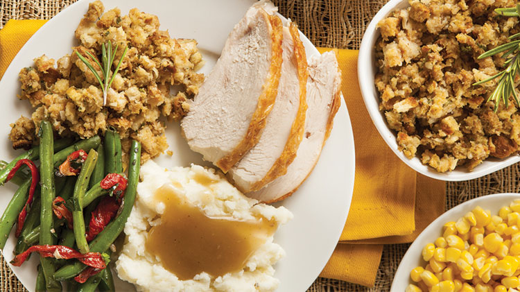 Thanksgiving Turkey Party Package