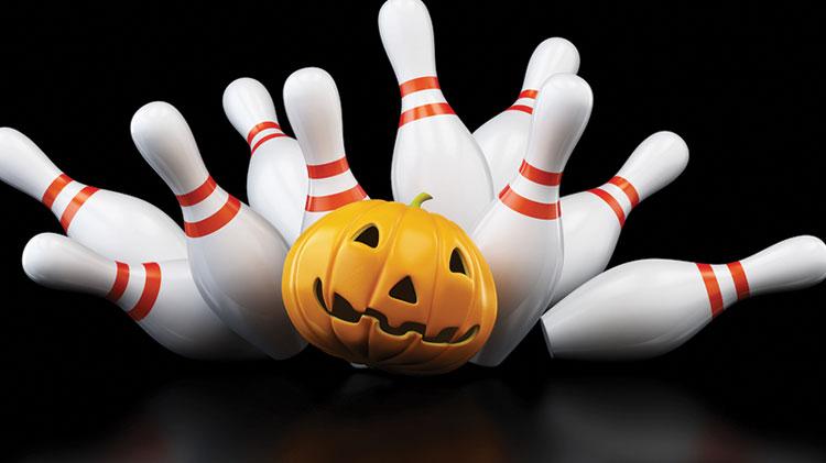 Halloween Pin Decorating Contest