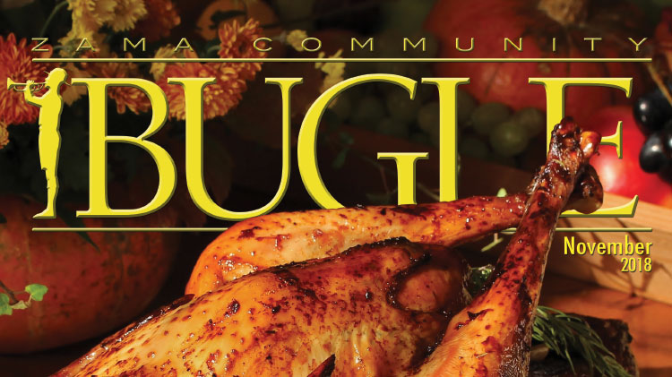 November 2018 Bugle